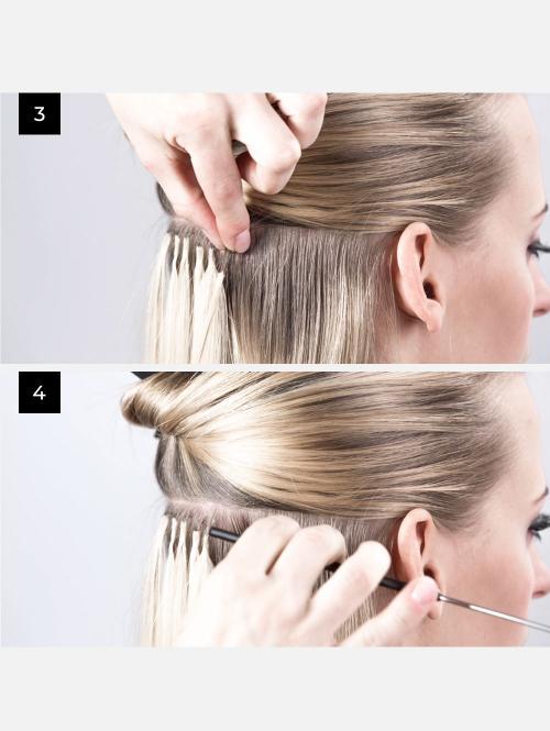 Hair Extensions Verwijdervloeistof