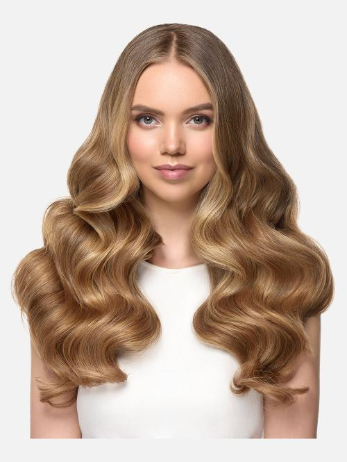 Original Clip-In Extensions Set LUXURY PLUS Steil